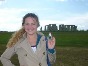 Stonehenge circa 2012. Chances are, it still looks the same now.